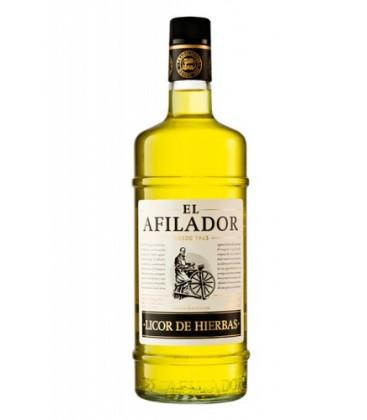 licor de hierbas el afilador 1l - orujo - comprar orujo - licor de hierbas