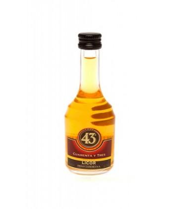 miniatura licor 43 - comprar licor 43 - licor 43