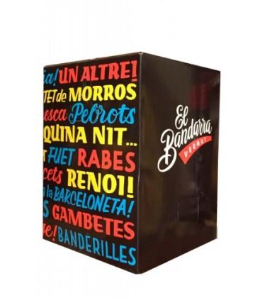 vermut el bandarra bag in box 15l - vermut - comprar vermut - el bandarra