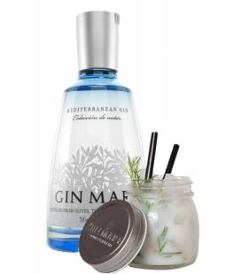 Gin Mare + Regalo Tarro Med cocktails