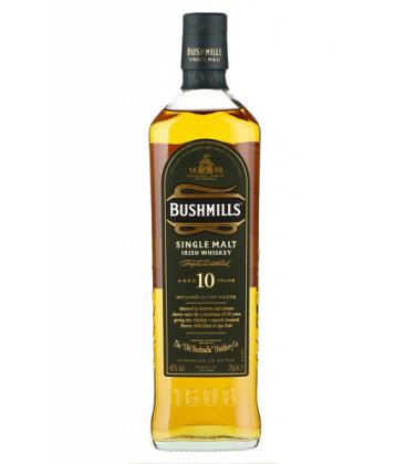 whisky bushmills malt 10 a