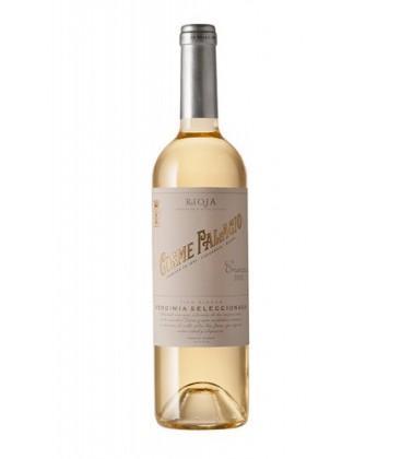 cosme palacio crianza blanco - comprar cosme palacio - vino blanco - vino