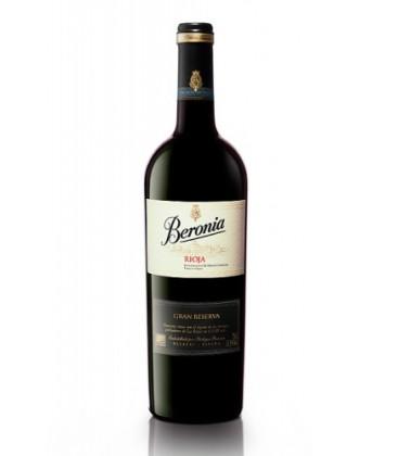 beronia gran reserva - comprar tinto rioja - comprar vino tinto - beronia