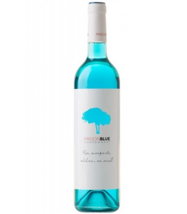 vino azul pasion blue