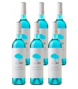 pack 6 pasion blue - vino azul