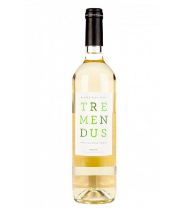 tremendus - tremendus blanco - vino blanco - blacio rioja - comprar rioja
