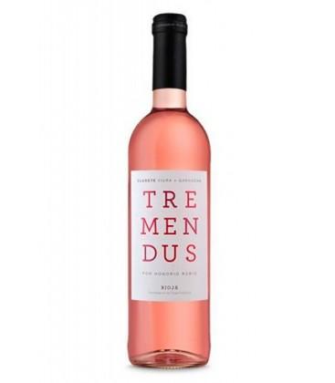 tremendus clarete - comprar tremendus clarete - vino rosado - vino rioja