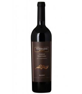 Terrazas Single Vineyard Las Compuertas 2010