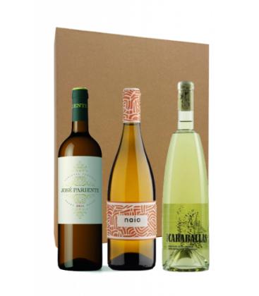 finca caraballas - naia - jose pariente - verdejo - vinos blanco - parker