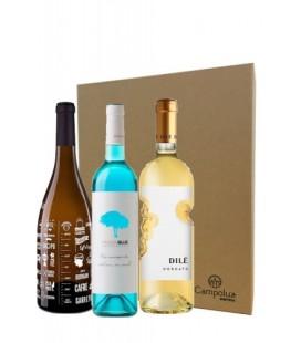 Estuche 3 botellas Vinos Originales