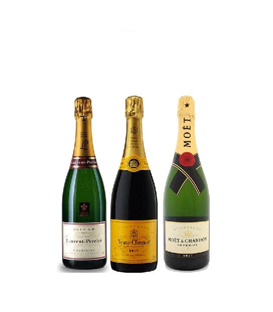 Que champagne es mas dulce