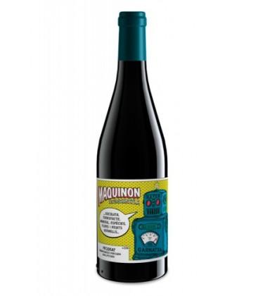 maquinon - vino tinto - comprar maquinon priorat - vino priorar - vino