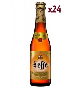 Leffe Blonde 33cl Caja 24 Uds