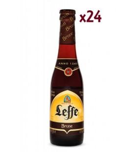 Leffe Brune 33cl Caja 24 Uds