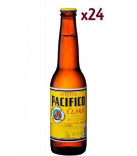 Pacífico Clara 33 Cl Caja 24 Uds