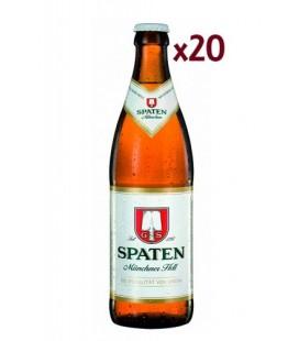 Spaten Hell 50Cl 20 Uds