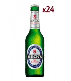 Beck's Sin Alcohol 27,5cl Caja 24 Uds