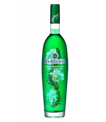 absinthe berger vert & vif - comprar absenta - absenta - berger vert & vif