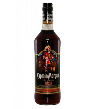 captain morgan black label - comprar captain morgan black label - ron
