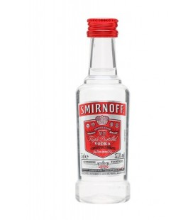 Miniatura Smirnoff Red Label