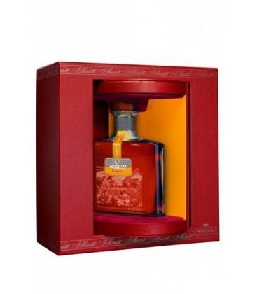 estuche madera cognac cohiba