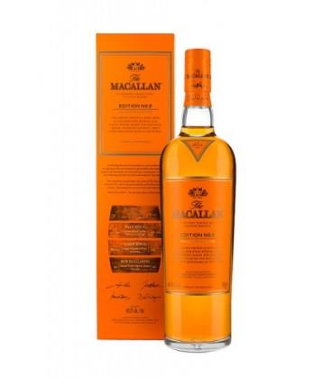 the macallan edition n