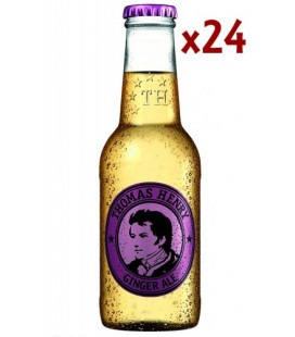 Thomas Henry Ginger Ale Caja 24 UDS