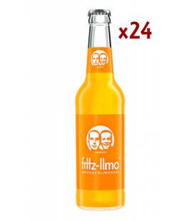 fritz - limo naranja - comprar fritz - limo - fritz limo - refresco