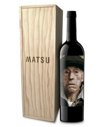 matsu el viejo magnum - vino tinto toro - matsu