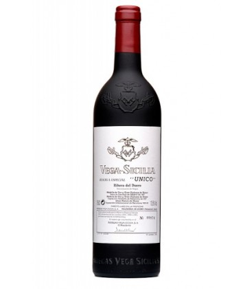Vega Sicilia Único 1962
