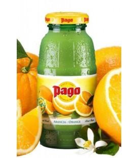 zumo pago naranja 100%