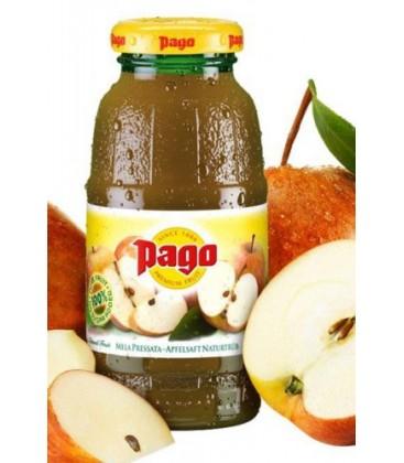 pago zumo de manzana natural