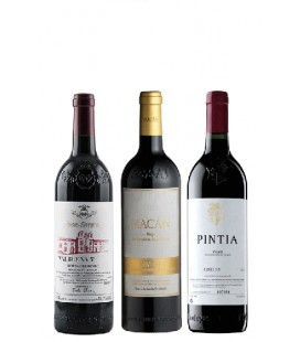 pack bodegas vega sicilia