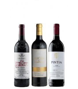 Pack Vega Sicilia DO's