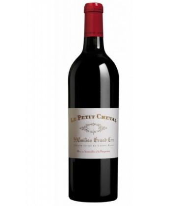 le petit cheval 2005 -  vino tinto burdeos - ch
