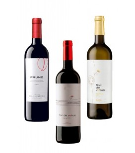 comprar pruno 2015 - flor de vetus tintos 2014 - flor de vetus verdejo 2015