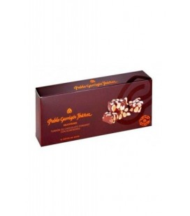 Turrón de chocolate fondant con almendras Delicatessen Garrigós 300gr