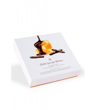 orangettes chocolate fondant garrig