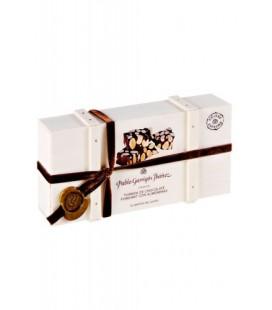Turrón de chocolate fondant con almendras Premium Garrigós 300gr