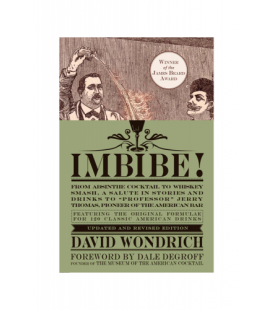 imbibe - david wondrich - c
