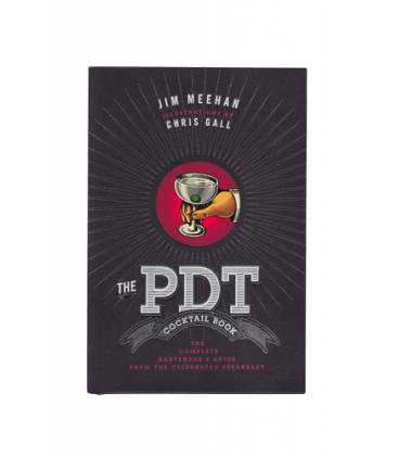 the pdt cocktail book -  jim meehan - cocteler