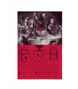 punch - david wondrichan - libro de cocteler
