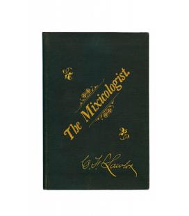 mixicologist - c.f. lawlor - libro de recetas - cocteler