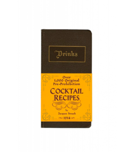 drinks - drinks book - libro drinks - recetas cocteleria - jacques straub
