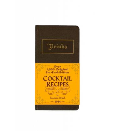 drinks - drinks book - libro drinks - recetas cocteleria - jacques straub