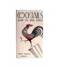 cocktails: how to mix them - robert vermeire - recetas cocteleria - libros