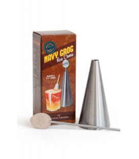 navy grog cone kit - cocktail kingdom - comprar cocteleria - ice cone