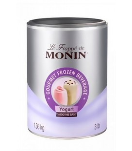 frappe yogurt monin - base monin yogurt - monin