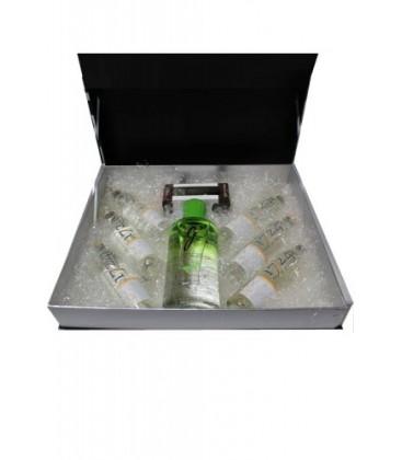 estuche g'vine floraison + botanicos + tonica 1724