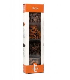 Pack 4 Botánicos Ron XXL